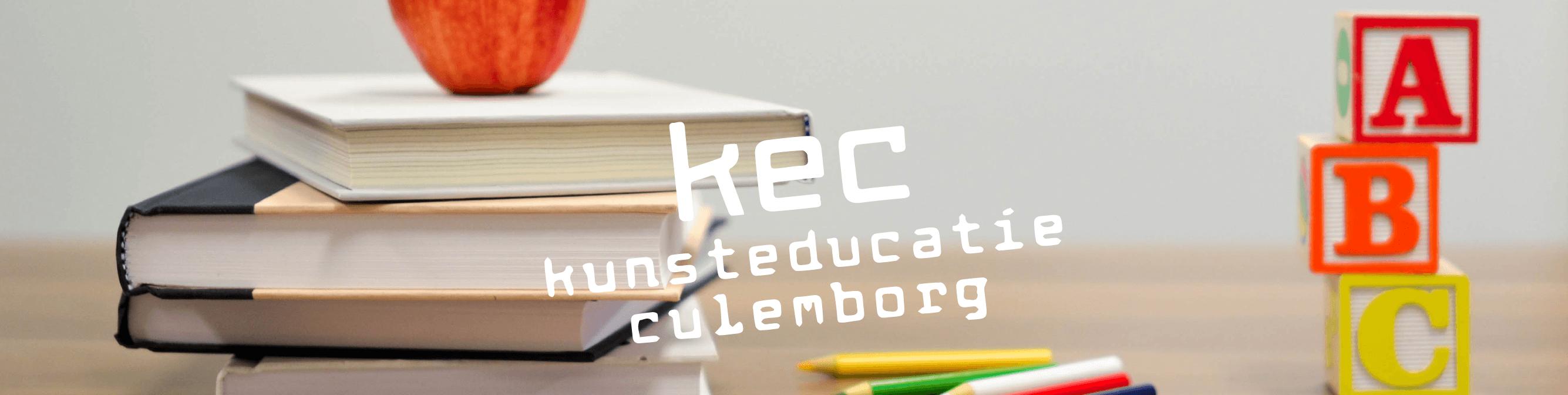 Banner KEC Kunsteducatie Culemborg