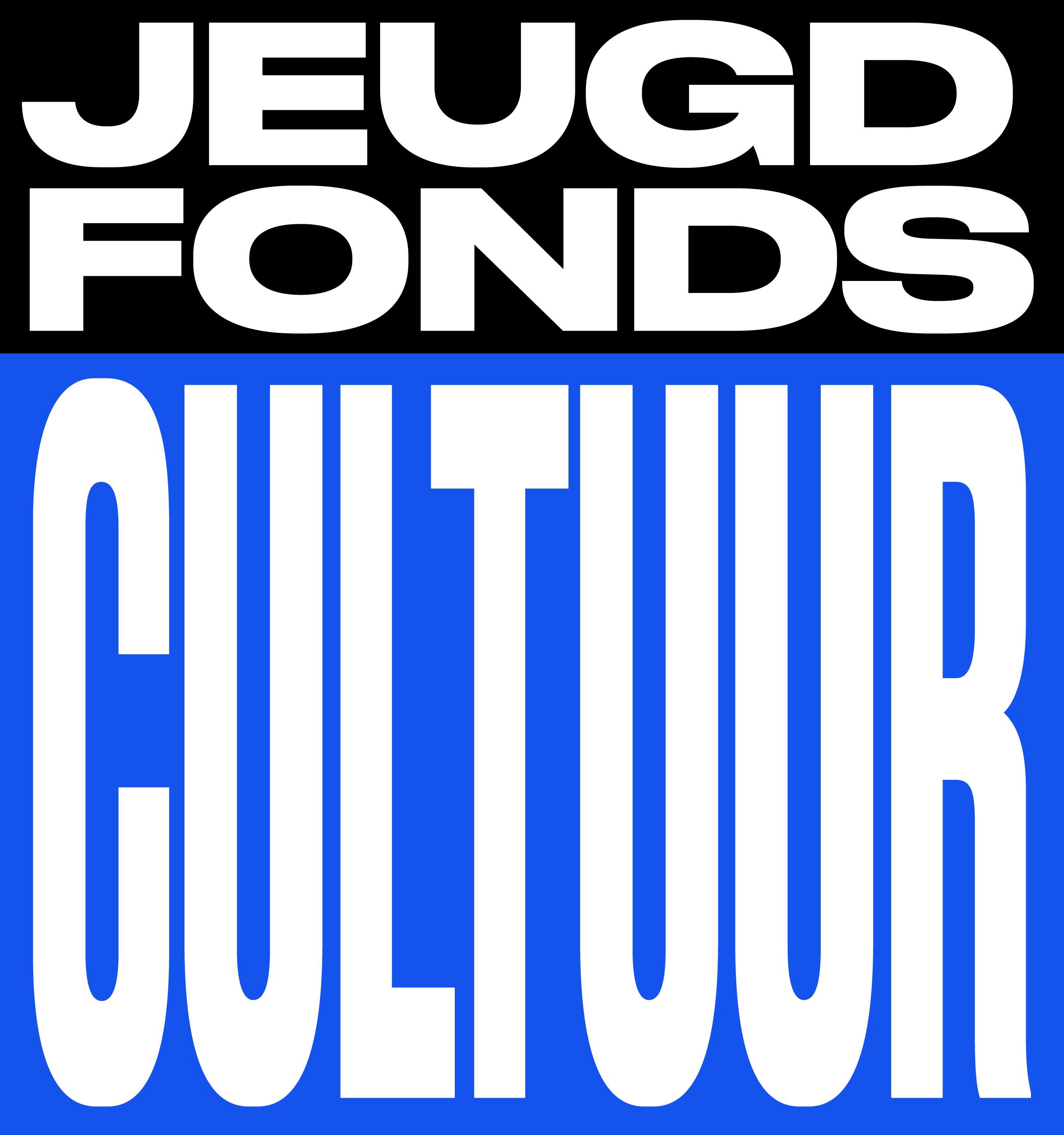 Logo Jeugd Cultuur Fonds